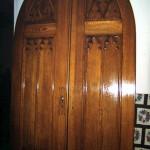 Double Door From Church