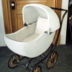 Restored Wicker Buggy